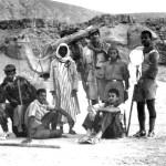 رحلة سيناء عام ١٩٥٣ مشياً علي الأقدام إلى أبو زنيمة