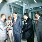 زيارة لمطاحن الطحانون المصريون بالسادس من أكتوبر سبتمبر ٢٠٠٠