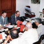 الجمعية العمومية لشركة إنبى عام 1989