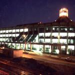 Enppi Headquarter at night