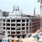 Enppi Building under construction