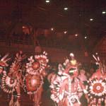 احتفال بأعياد قبيلة الأباتشي بأوكلاهوما عام 1957