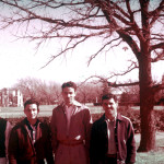 Arab students at OU in 1957