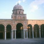 مسجد عقبة بن نافع تونس بالقيروان عام 1975