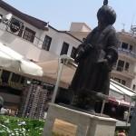 تمثال عثماني , Kusadasi