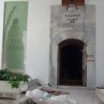 المسجد تحت الترميم بني في 1618 , Kusadasi