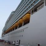Navigator of the seas Royal Caribbean , May 2013