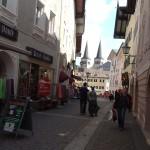 Berchtesgaden City Center August 2013