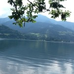 Lake Zell am See August 2013