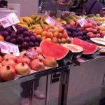 السوق العمومي بفالنسيا