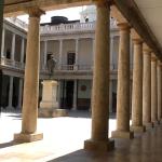 صحن جامعة فانسيا (اثرية) - أسبانيا - اكتوبر ٢٠١٣