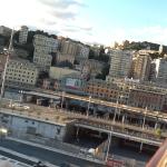 Genoa from the harbor