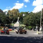 Piazza Corvetti Genoa