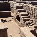 مساكن الرومان بالجزيرة
