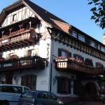 Hotel Hirschen Built 1899