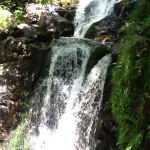 The Water Falls in Black Forest ,drops 500 m
