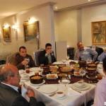 Iftar gathering 2014
